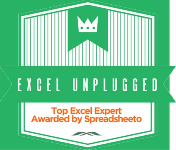 Excel Unplugged
